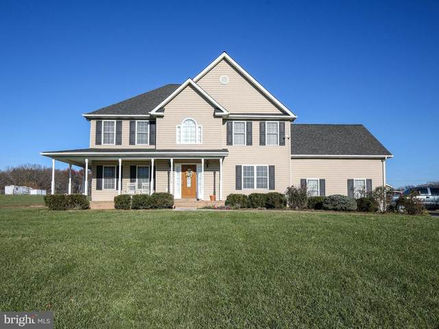 1125 Airport Road, WINCHESTER, VA 22602 (#VAFV160816) :: Crossroad Group of Long & Foster