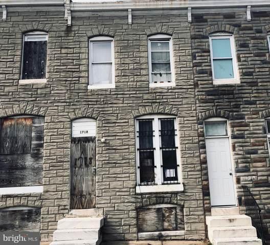 1718 N Montford Avenue, BALTIMORE, MD 21213 (#MDBA531306) :: Great Falls Great Homes
