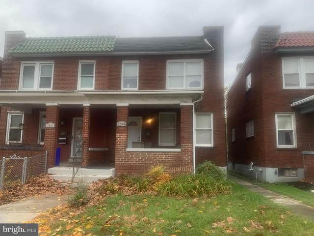 2546 N 5TH Street, HARRISBURG, PA 17110 (#PADA127738) :: The Toll Group
