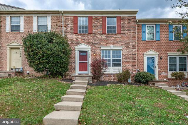 1406 Primrose Place, BELCAMP, MD 21017 (#MDHR254062) :: Gail Nyman Group