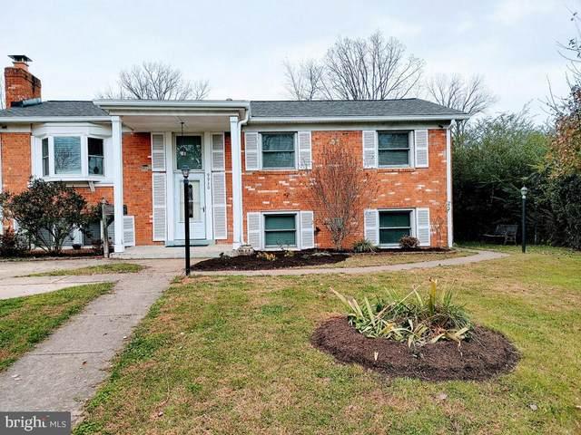9930 Portsmouth Road, MANASSAS, VA 20109 (#VAPW509128) :: Murray & Co. Real Estate