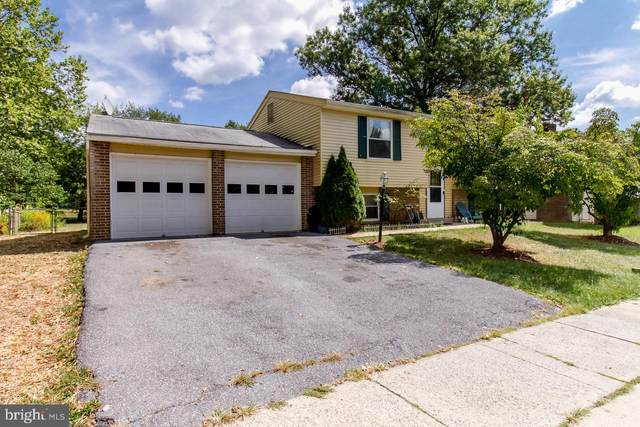 120 Challedon Drive, WALKERSVILLE, MD 21793 (#MDFR273806) :: The Redux Group