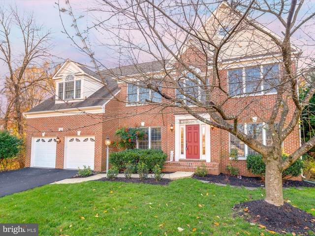 12905 Monroe Manor Drive, HERNDON, VA 20171 (#VAFX1166872) :: Pearson Smith Realty