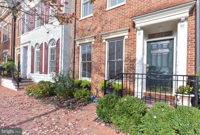 421 Oronoco Street, ALEXANDRIA, VA 22314 (#VAAX253294) :: Tom & Cindy and Associates