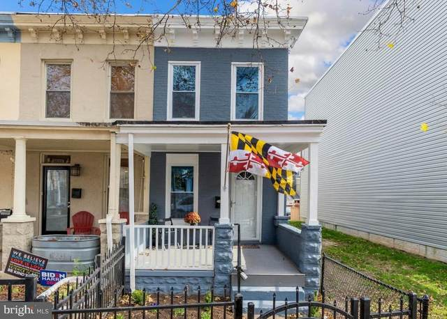 3531 Hickory Avenue, BALTIMORE, MD 21211 (#MDBA531328) :: The Redux Group