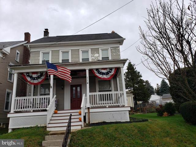 114 E Broadway, RED LION, PA 17356 (#PAYK149136) :: Century 21 Home Advisors