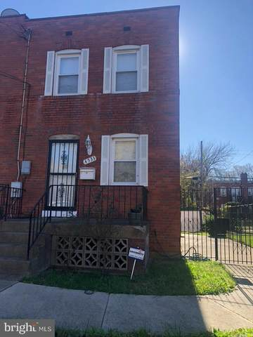4533 Eads Place NE, WASHINGTON, DC 20019 (#DCDC496546) :: The Sky Group