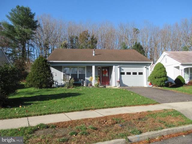 130 Buckingham Drive, SOUTHAMPTON, NJ 08088 (#NJBL386194) :: The Lux Living Group