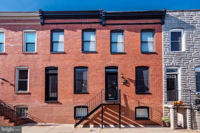 8 N Glover Street, BALTIMORE, MD 21224 (#MDBA531348) :: The Sky Group