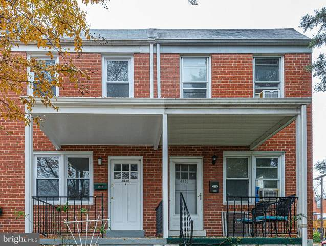 3538 Benzinger Road, BALTIMORE, MD 21229 (#MDBA531350) :: The Sky Group