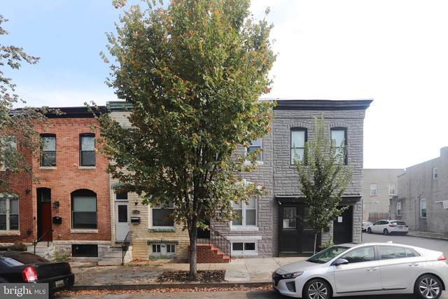 13 N East Avenue, BALTIMORE, MD 21224 (#MDBA531352) :: Better Homes Realty Signature Properties