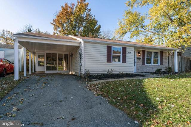 424 Carrollton Drive, FREDERICK, MD 21701 (#MDFR273830) :: The Redux Group