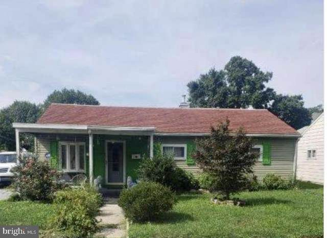154 Winder Road, NEW CASTLE, DE 19720 (#DENC513220) :: Nexthome Force Realty Partners