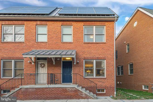 27 Lord Nickens Street, FREDERICK, MD 21701 (#MDFR273850) :: Jim Bass Group of Real Estate Teams, LLC