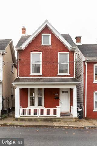 710 Locust Street, LEBANON, PA 17042 (#PALN116736) :: The Heather Neidlinger Team With Berkshire Hathaway HomeServices Homesale Realty