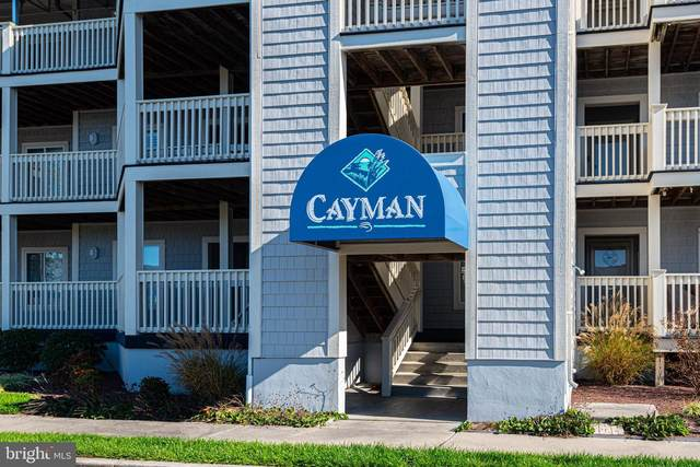 205 125TH Street #216, OCEAN CITY, MD 21842 (#MDWO118436) :: Speicher Group of Long & Foster Real Estate