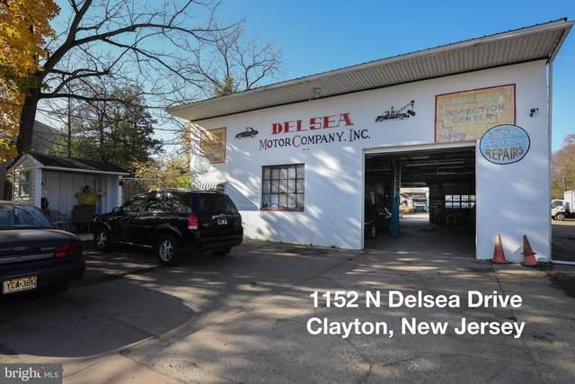 1152 N Delsea Drive, CLAYTON, NJ 08312 (#NJGL267544) :: LoCoMusings