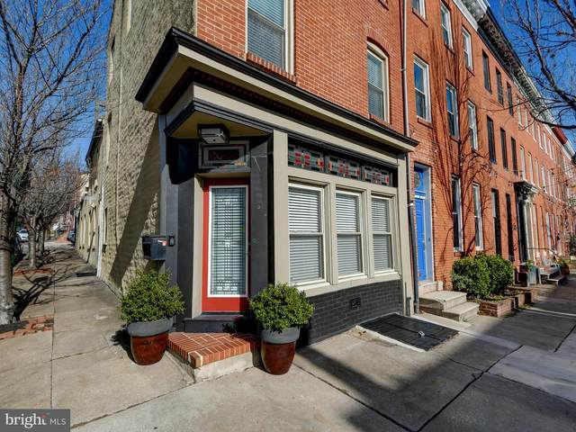 2022 E Pratt Street, BALTIMORE, MD 21231 (#MDBA531380) :: SURE Sales Group
