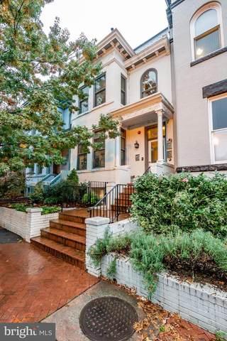 1852 3RD Street NW A, WASHINGTON, DC 20001 (#DCDC496608) :: The MD Home Team