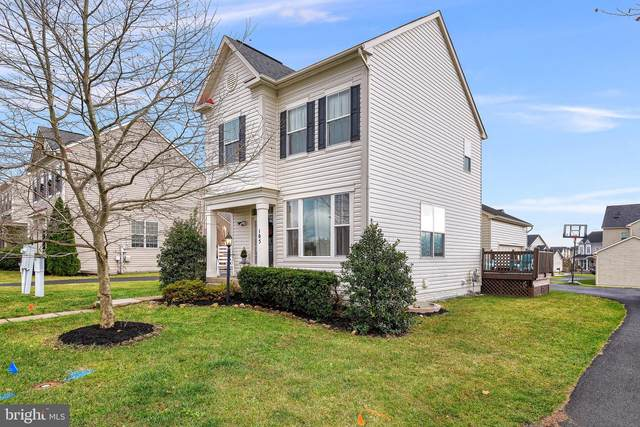 105 Wading Duck Way, STEPHENSON, VA 22656 (#VAFV160832) :: Bob Lucido Team of Keller Williams Integrity
