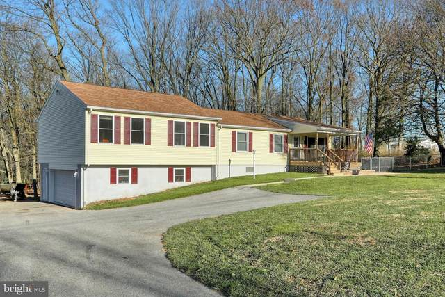 6076 Manheim Road, GLENVILLE, PA 17329 (#PAYK149188) :: Century 21 Dale Realty Co