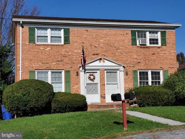 611-A&B W 13TH, FRONT ROYAL, VA 22630 (#VAWR142008) :: Integrity Home Team
