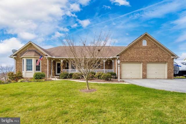 2711 Canada Hill Road, MYERSVILLE, MD 21773 (#MDFR273988) :: Jim Bass Group of Real Estate Teams, LLC
