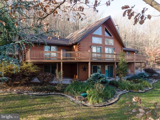 1931 Parkside Drive, BERKELEY SPRINGS, WV 25411 (#WVMO117768) :: Bob Lucido Team of Keller Williams Integrity