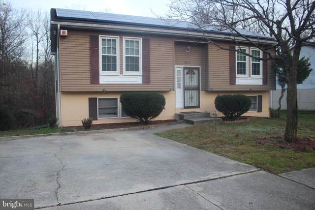 2410 Timbercrest Drive, DISTRICT HEIGHTS, MD 20747 (#MDPG588490) :: V Sells & Associates | Compass