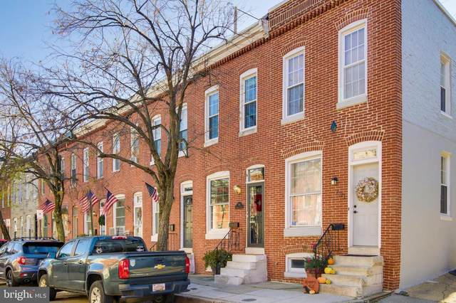 703 Harvey Street, BALTIMORE, MD 21230 (#MDBA531826) :: Gail Nyman Group