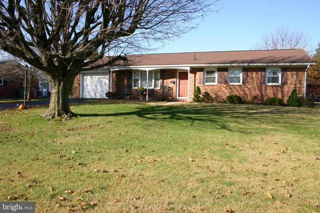 301 Catherine St, GREENCASTLE, PA 17225 (#PAFL176690) :: Crossman & Co. Real Estate