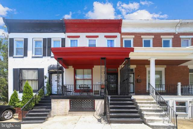4313 York Road, BALTIMORE, MD 21212 (#MDBA531832) :: The MD Home Team
