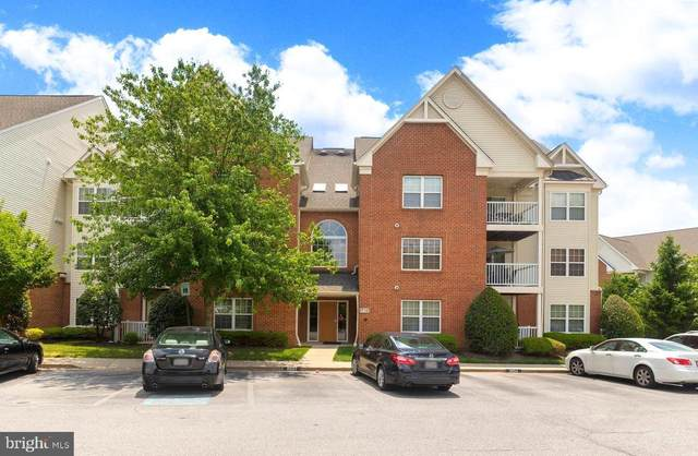 3710 Excalibur Court #201, BOWIE, MD 20716 (#MDPG588862) :: John Lesniewski | RE/MAX United Real Estate