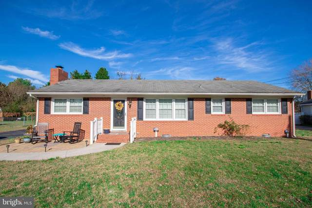 133 Coulbourn Drive, SALISBURY, MD 21804 (#MDWC110682) :: The Miller Team