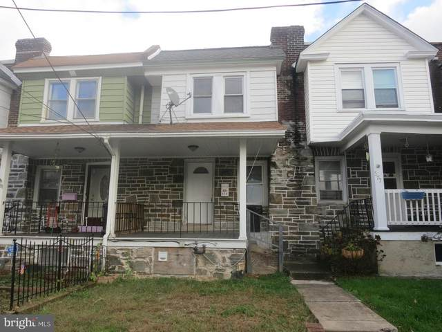 579 Larchwood Avenue, UPPER DARBY, PA 19082 (#PADE535226) :: The Toll Group