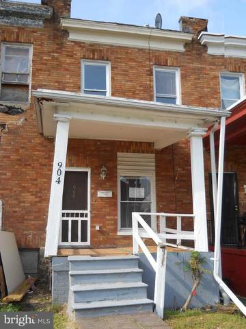 904 N Franklintown Road, BALTIMORE, MD 21216 (#MDBA531868) :: Better Homes Realty Signature Properties