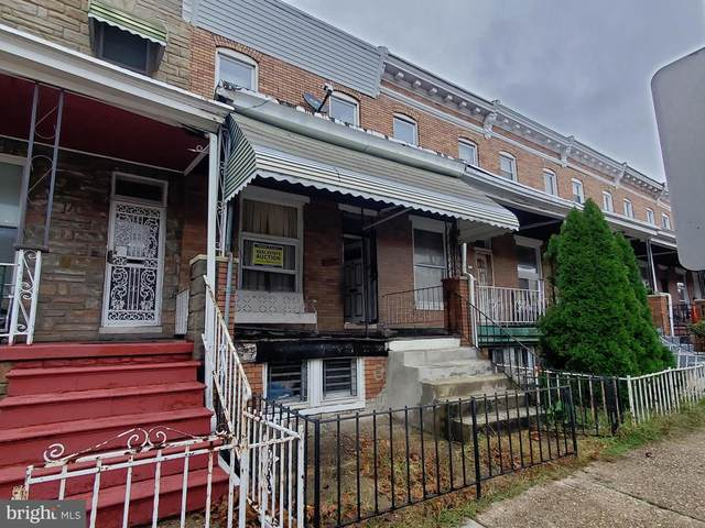 2232 Penrose Avenue, BALTIMORE, MD 21223 (#MDBA531866) :: Ultimate Selling Team