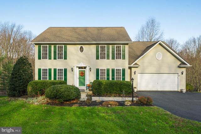 645 Wilmot Ridge Road, WESTMINSTER, MD 21157 (#MDCR201180) :: Dart Homes