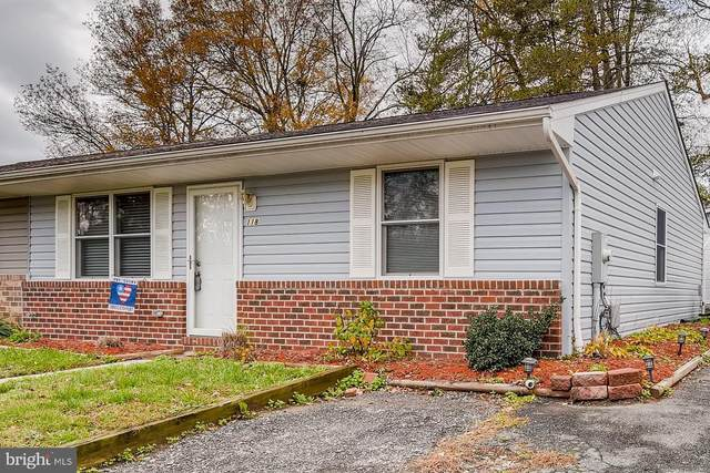 118 Haverhill Road, JOPPA, MD 21085 (#MDHR254344) :: Gail Nyman Group