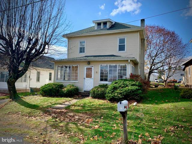511 S Shenandoah Road, RINGTOWN, PA 17967 (#PASK133422) :: The Joy Daniels Real Estate Group
