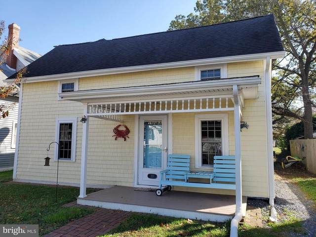 110 Market Street, VIENNA, MD 21869 (#MDDO126426) :: The Maryland Group of Long & Foster Real Estate