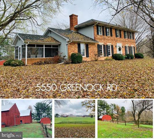 5550 Greenock Road, LOTHIAN, MD 20711 (#MDAA453134) :: The Matt Lenza Real Estate Team