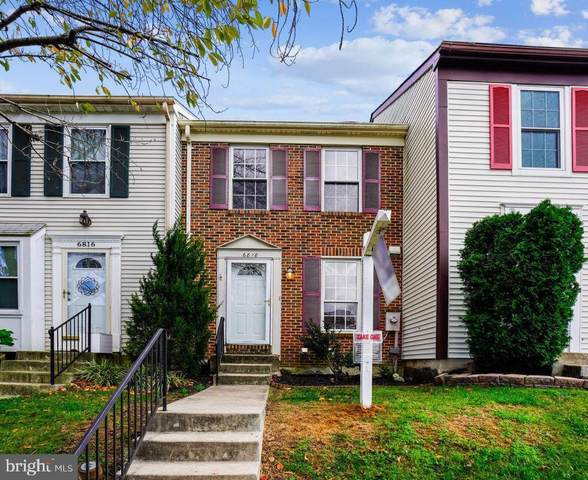 6818 Ducketts Lane 30-6, ELKRIDGE, MD 21075 (#MDHW288000) :: Speicher Group of Long & Foster Real Estate