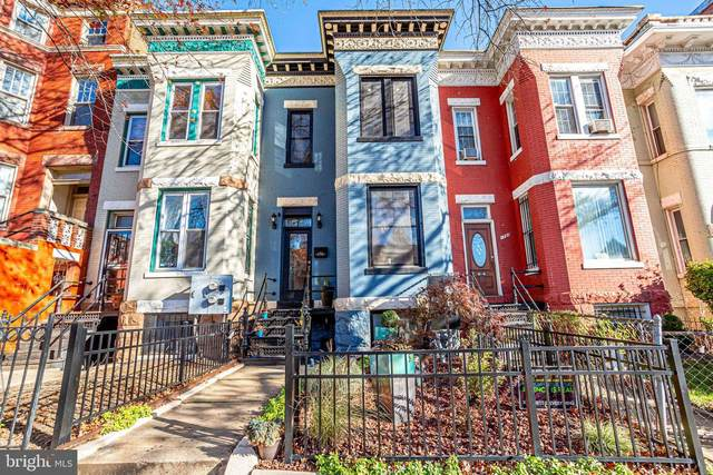 1733 N Capitol Street NE, WASHINGTON, DC 20002 (#DCDC497350) :: Better Homes Realty Signature Properties