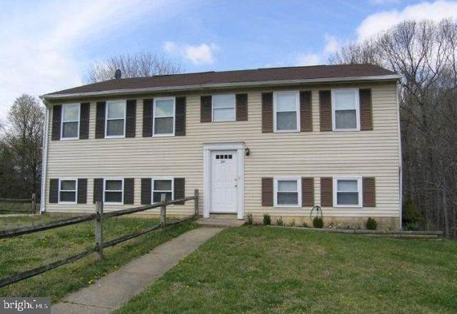 831 Calvert Towne Drive, PRINCE FREDERICK, MD 20678 (#MDCA179846) :: The Sky Group