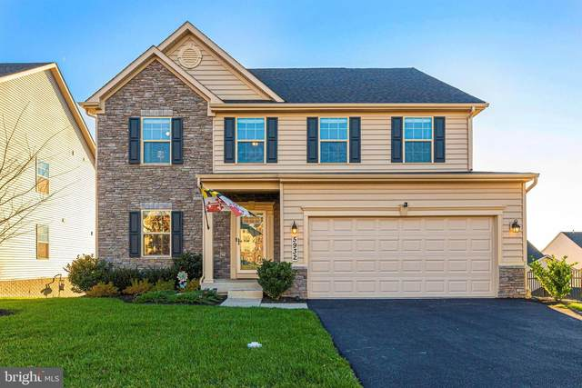 5932 Duvel Street, IJAMSVILLE, MD 21754 (#MDFR274218) :: Gail Nyman Group