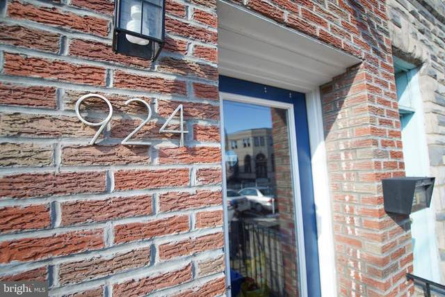 924 S 11TH Street #201, PHILADELPHIA, PA 19147 (#PAPH964070) :: The Toll Group
