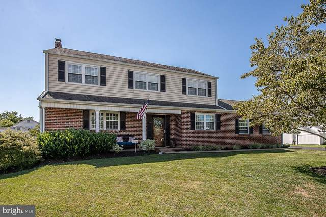 665 Barclay Lane, BROOMALL, PA 19008 (#PADE535344) :: The John Kriza Team