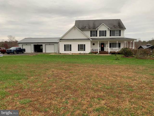 20295 Tucked Away Place, LIGNUM, VA 22726 (#VACU143096) :: Crossman & Co. Real Estate