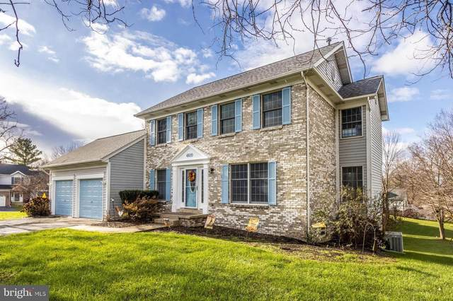 4610 Newington Road, JEFFERSON, MD 21755 (#MDFR274228) :: Integrity Home Team